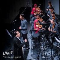 گزارش تصویری تیوال از کنسرت ارکستر مانجین، سری سوم/ عکاس: سارا ثقفی | ارکستر مانجین ، ارسلان کامکار