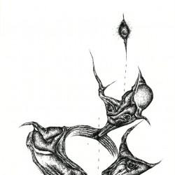 نمایشگاه انزوایی که دوزخ را میبافد، برای تبرک هیولاها | عکس