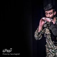 گزارش تصویری تیوال از نمایش رژه آسمانی / عکاس: سارا ثقفی | عکس