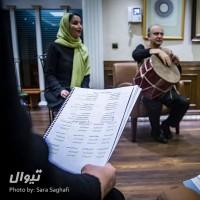 گزارش تصویری تیوال از تمرین گروه همخوانان آوا / عکاس: سارا ثقفی | عکس