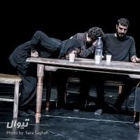 گزارش تصویری تیوال از نمایش ایست...گاه بعدی / عکاس: سارا ثقفی  | عکس