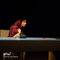 گزارش تصویری تیوال از نمایش ما داریم از این خونه میریم / عکاس: سید ضیا الدین صفویان | عکس