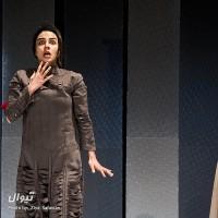 نمایش من یه زنم، صدامو مىشنوین؟ | عکس
