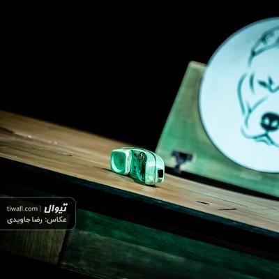 گزارش تصویری تیوال از نمایش آقای اشمیت کیه؟ / عکاس: رضا جاویدی | عکس