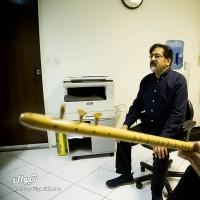 گزارش تصویری تیوال از تمرین کنسرت «ترانههای زمین» / عکاس: ضیا صفویان | کنسرت حسامالدین سراج و اردشیر کامکار