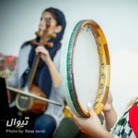 گزارش تصویری تیوال از تمرین گروه تیدا، سری دوم / عکاس: رضا جاویدی | گروه تیدا، نیلوفر شهبازی، عسل ملکزاده