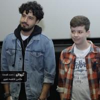 فیلم سونامی | گزارش تصویری تیوال از اکران مردمی فیلم سونامی / عکاس: فاطمه تقوی | فرشته حسینی و مهرداد صدیقیان در اکران مردمی فیلم سونامی