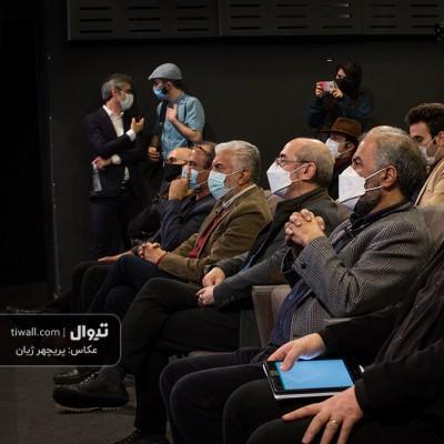 گزارش تصویری تیوال از اختتامیه جشنواره هنر زنده است (سری دوم) / عکاس: پریچهر ژیان | عکس