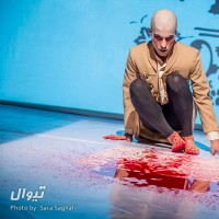 نمایش آقا محمدخان | عکس