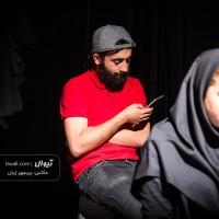 گزارش تصویری تیوال از نمایشنامهخوانی نگهباغ / عکاس: پریچهر ژیان   عکس
