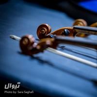 گزارش تصویر تیوال از تمرین ارکستر آرکو، سری دوم / عکاس: سارا ثقفی | ارکستر آرکو
