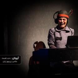 گزارش تصویری تیوال از نمایش سمفونی کوچک سکوت / عکاس: پریچهر ژیان | عکس