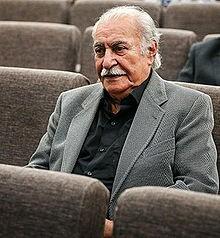 مدیرکل هنرهای نمایشی درگذشت ابراهیم آبادی را تسلیت گفت | عکس