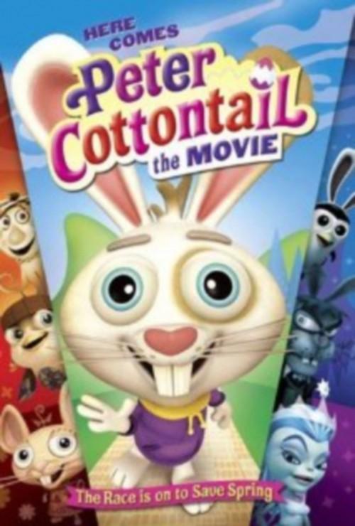 عکس انیمیشن خرگوش دم پنبه ای