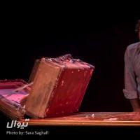 نمایش هملت، شاهزاده اندوه | گزارش تصویری تیوال از نمایش هملت، شاهزاده اندوه / عکاس: سارا ثقفی | عکس