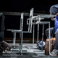 گزارش تصویری تیوال از نمایش است / عکاس: سارا ثقفی | عکس