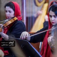 گزارش تصویری تیوال از تمرین ارکستر مانجین (ارسلان کامکار)، سری دوم / عکاس: سارا ثقفی | ارکستر مانجین، ارسلان کامکار
