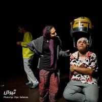 نمایش خواستگاری |  گزارش تصویری تیوال از نمایش خواستگاری / عکاس: سید ضیا الدین صفویان | عکس