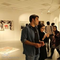 جشنواره هنرهای تجسمی نفس | عکس
