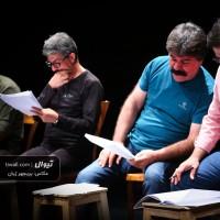 گزارش تصویری تیوال از نمایشنامهخوانی تردست / عکاس: پریچهر ژیان | عکس