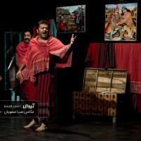 گزارش تصویری تیوال از نمایش دلاک ها / عکاس: سید ضیا الدین صفویان | عکس