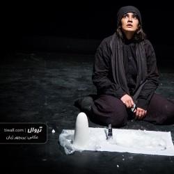گزارش تصویری تیوال از دومین روز جشنواره تئاتر بانو ( سری دوم) / عکاس: پریچهر ژیان | عکس