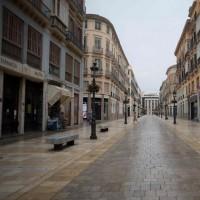 اروپای خالی از مردم | مالاگا، اسپانیا