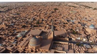 کرونا دوباره اماکن تاریخی یزد را تعطیل کرد | عکس