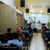 گزارش تصویری تیوال از نشست تخصصی نهمین دوره جشنواره طنز سوره / عکاس: سارا ثقفی | عکس