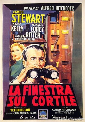 عکس فیلم پنجره پشتی