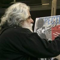 نمایش چشم به راه میرغضب | محمد رحمانیان: به عنوان یک علاقهمند به نمایش ایرانی از هر کار حسین کیانی، درسهای تازه میآموزم | عکس