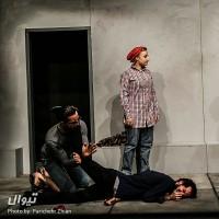 نمایش آنشرلی با موهای خیلی قرمز | گزارش تصویری تیوال از نمایش آنشرلی با موهای خیلی قرمز / عکاس: پریچهر ژیان | عکس
