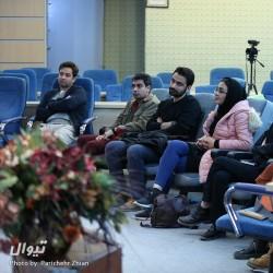 گزارش تصویری تیوال از کارگاه هادی مرزبان در نخستین جشنواره ی تئاتر اکبر رادی / عکاس: پریچهر ژیان   عکس