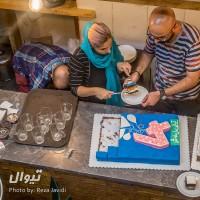 گزارش تصویری تیوال از جشن تولد چهار سالگی تیوال با حضور همکاران و هنرمندان (سری نخست) / عکاس: رضا جاویدی | عکس