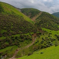 طبیعت منطقه ارسباران | عکس