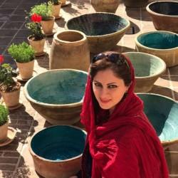 عکس آیرین غریبپور