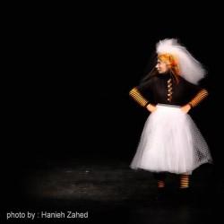 نمایش رام کردن زن سرکش | عکس