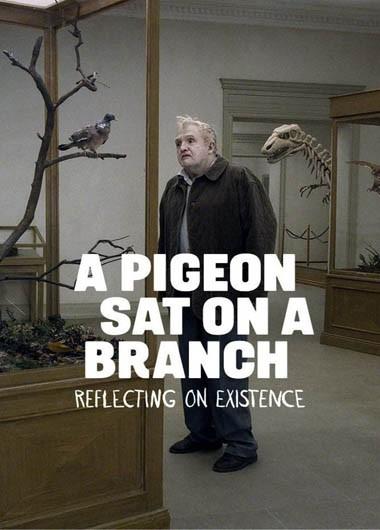 عکس فیلم کبوتری برای تامل در باب هستی روی شاخه نشست
