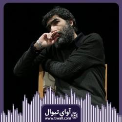 نمایش دانتون | گفتگوی تیوال با حامد اصغرزاده  | عکس