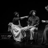 گزارش تصویری تیوال از نمایش دوزخ / عکاس: پریچهر ژیان | عکس