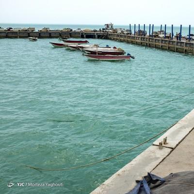 بندر بحرکان هندیجان | عکس