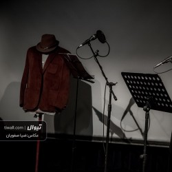 گزارش تصویری تیوال از رادیو تیاتر شب به خیر جناب کنت / عکاس: سید ضیا الدین صفویان | عکس
