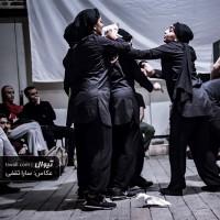 گزارش تصویری تیوال از نمایش اثباب بازی / عکاس: سارا ثقفی   عکس