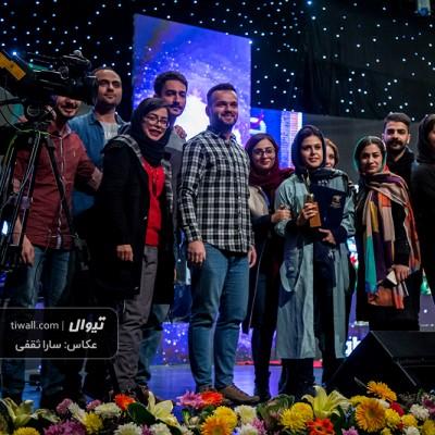 گزارش تصویری تیوال از اختتامیه بخش تتاتر، فیلم و موسیقی دهمین جشنواره بینالمللی سیمرغ (سری سوم)/ عکاس:سارا ثقفی | عکس