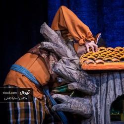 نمایش رینارد روباهه | عکس