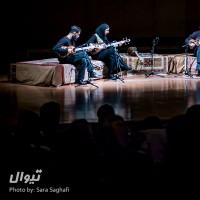 گزارش تصویری تیوال از کنسرت علیاصغر عربشاهی و کوارتت تار / عکاس: سارا ثقفی | عکس