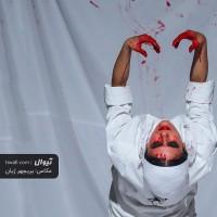 گزارش تصویری تیوال از نمایش تابلویی از خون / عکاس: پریچهر ژیان   عکس