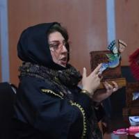 آیین رونمایی تندیس سی و یکمین جشنواره تئاتر مازندران | عکس