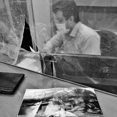 عکسهای موبایلی بخش اول | سبک جدید زندیگی در دوران کرونا ۱ - عباس رحیمی