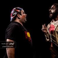 گزارش تصویری تیوال از نمایش در اسکله / عکاس: سید ضیا الدین صفویان | عکس